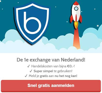 Bitvavo Nederlandse Crypto Exchange