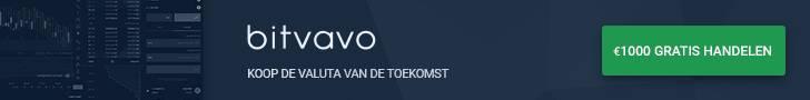 Bitvavo - Crypto kopen verkopen en bewaren